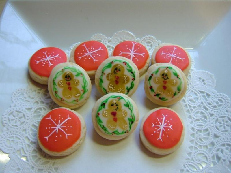gingerbread christmas cookie